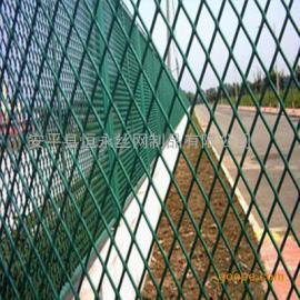 钢板网护栏@高速公路菱形护栏网@安平钢板网厂家专业生产