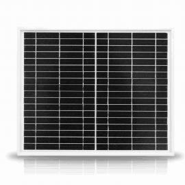 10W18V单晶太阳能板