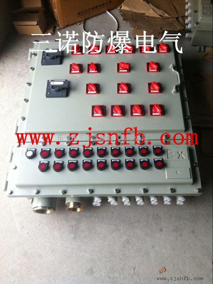 """BXM51-18K防爆照明配电箱、""""多回路""""防爆照明配电箱"""