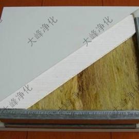 手工板材|彩钢板|苏州彩板|板材厂家|供应彩钢板(宝钢-岩棉板)