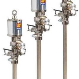 厂直供工业级黄油泵,进口大流量插桶黄油泵,工业级黄油泵价格