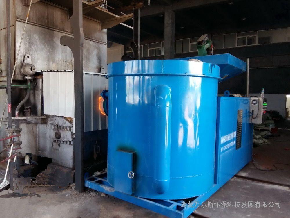 江铃集团6吨燃煤锅炉改生物质锅炉成功