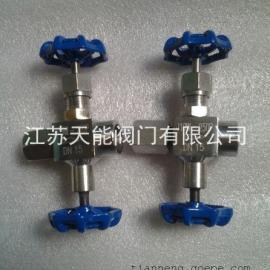碳钢压力表针型阀J19H-160C