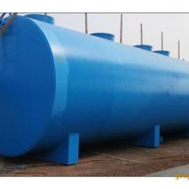 淮安市高档小区用的75立方玻璃钢化粪池