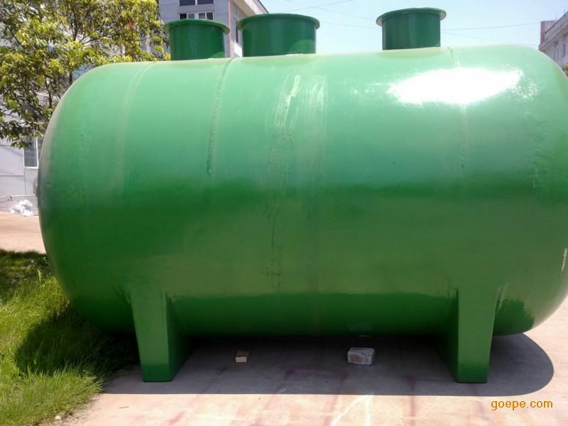 南京农村家用玻璃钢化粪池厂家批发