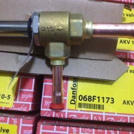 丹佛斯AKV10-1/AKV10-2/AKV10-3电子膨胀阀