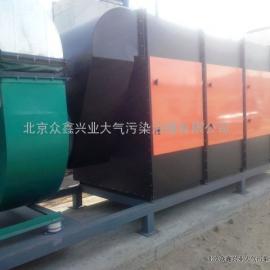 喷漆废气处理设备/烤漆房喷漆废气治理/工业有机废气废水治理
