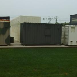集装箱活动房出售东南西北*定制中石油野外住人集装箱活动房