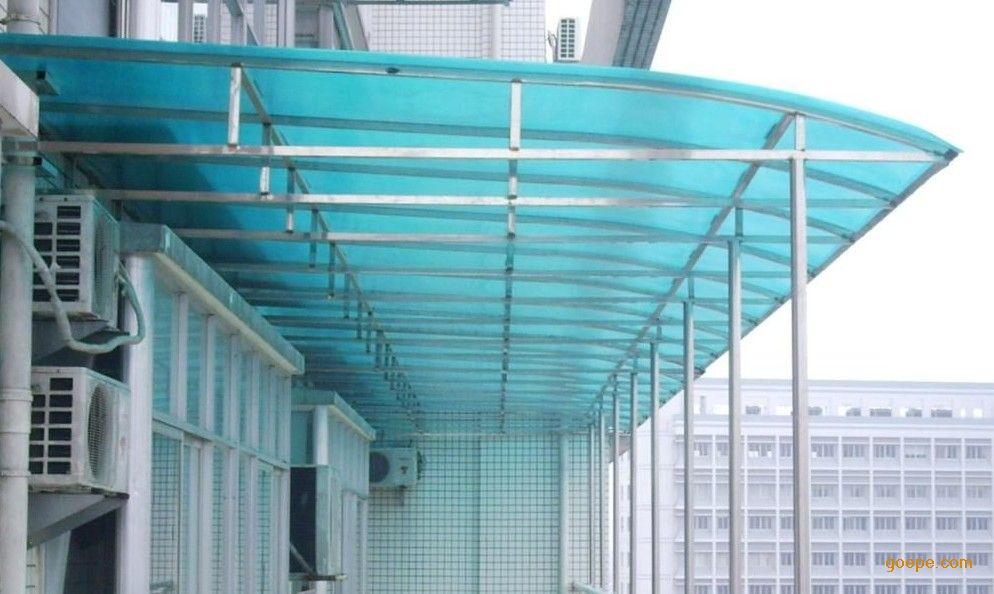 钢结构雨棚制作