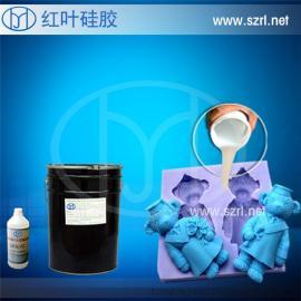 不饱和树脂工艺品模具硅胶