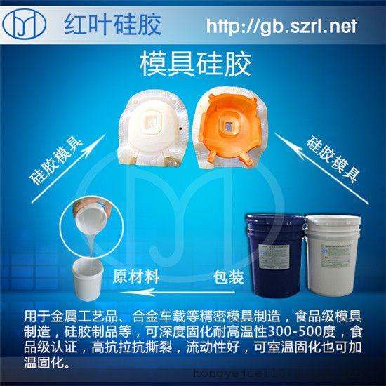 耐高温硅胶,高温模具硅胶,高温胶
