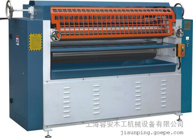 双组份单组份涂胶机现货、可加热的木工涂胶机、双面涂胶机