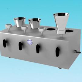 华旦牌HDG-4D多联不锈钢微孔滤膜过滤器(自动排液型)