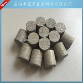供应多孔24*5粉末烧结不锈钢过滤块