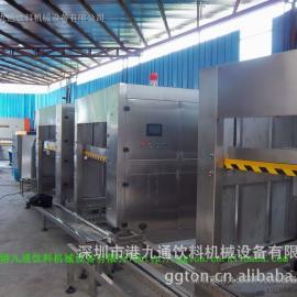 供应码垛机,桶装水堆叠机,灌装生产线配套码垛机