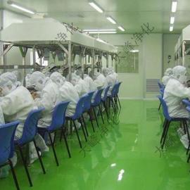 微生物化验室|无菌化验室净化工程|千级无尘|空气净化工程