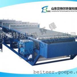 供应 煤泥污水处理设备---真空带式过滤机、压滤机
