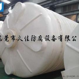 溶剂储罐价格  深圳 惠州 福州塑料PE储罐容器  30吨纯水储罐