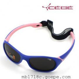 总代理法国Cebe儿童太阳镜 Flipper系列 CBFLIP12 粉色蓝色款 3-6