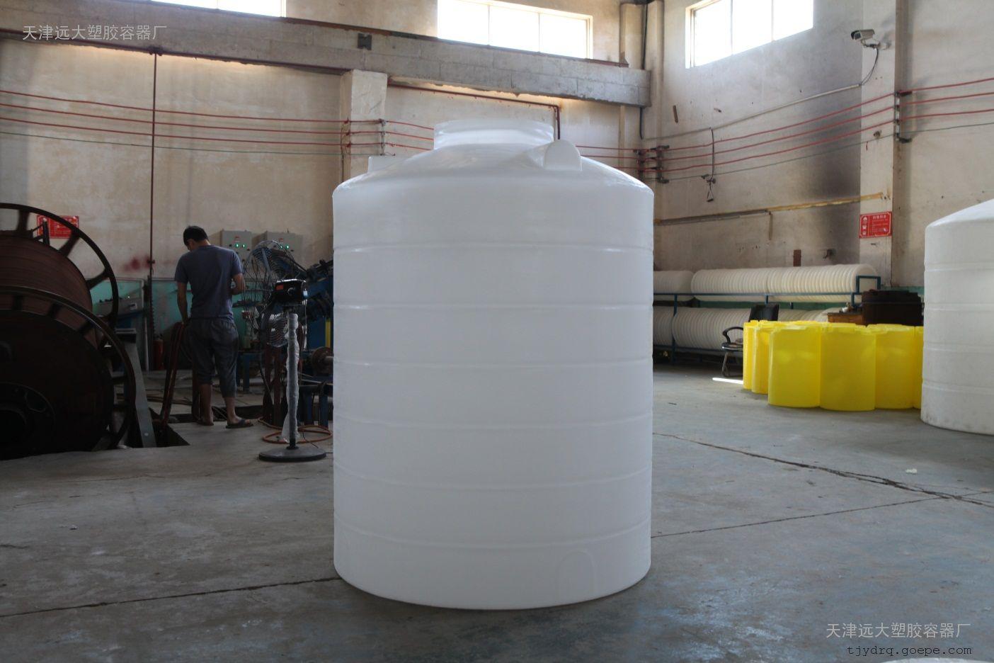 pe水箱 水处理pe水箱 滚塑一次成型pe水箱