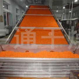 DWC系列多层带式穿流干燥机
