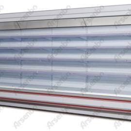 风幕柜 分体机组风幕柜 2.5米分体机组风幕柜