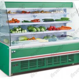 水果柜 一体机组水果柜 2.5米一体机组水果柜