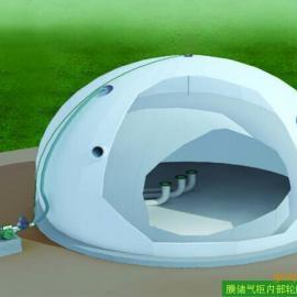 膜式气柜―容量