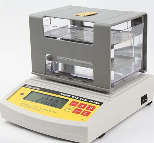 黄金纯度测试仪DH-300K,黄金密度测试仪,黄金纯度计,黄金密度测试