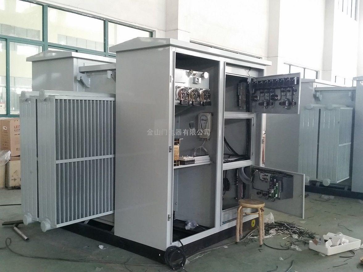 ZGS11-Z-1000/12光伏并网发电就地升压变电站