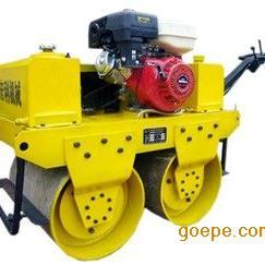 手扶式双钢轮压路机 厂家生产直销