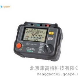 KEW3125A绝缘电阻测试仪日本KYORITSU/共立KEW3125A