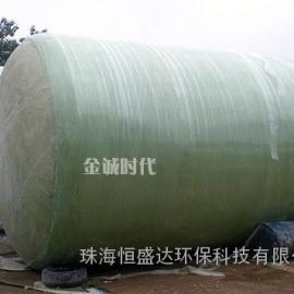 惠州地埋式玻璃钢化粪池