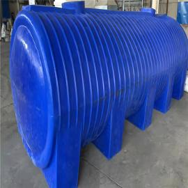 厂家直销3吨泥浆罐 厦门3立方PE材质酸碱液体运输罐