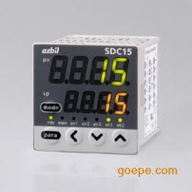日本山武C15MTC0RA0300数字指示器 温控表