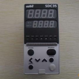 阿自倍尔C35TC0UA2100温控器 数字指示器