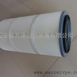 涂装生产线防水除尘滤芯粉尘滤芯厂家