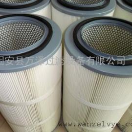 涂装房粉尘滤筒滤芯 生产线配套专用粉尘滤芯定做