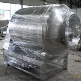 大型不锈钢真空滚揉机,郑州变频滚揉机,