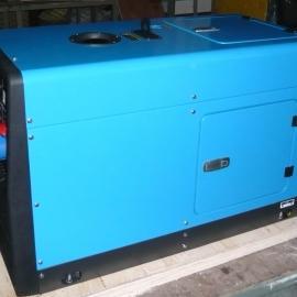 武藤350A静音柴油发电电焊机