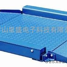 深圳电子地磅 山星sc型超低台面双层电子地磅
