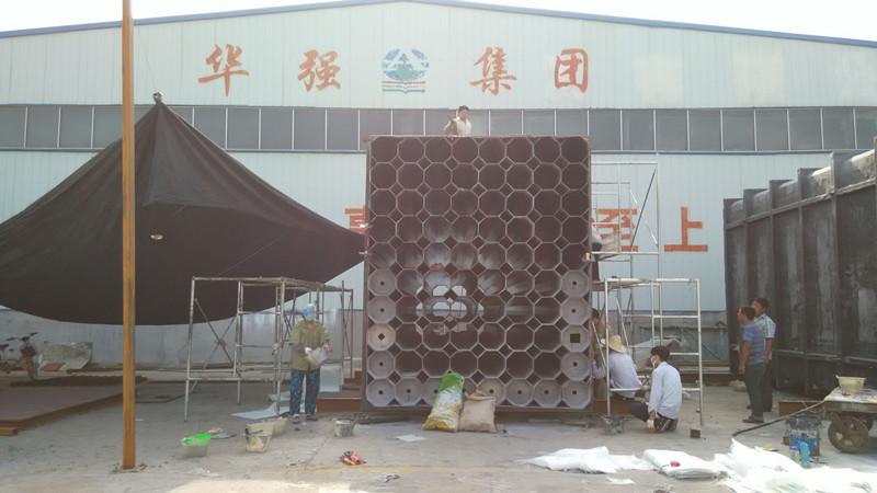 钢厂湿式电除尘厂家/静电除尘效率如何?