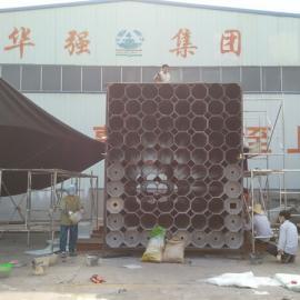 湿式电除尘器技术参数 玻璃钢材质