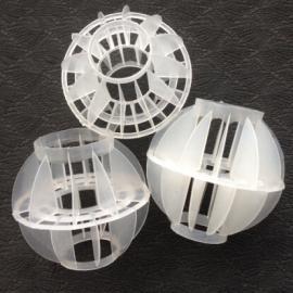 脱碳设备脱硫净化塔及接触反应塔废水废气处理多面净化球