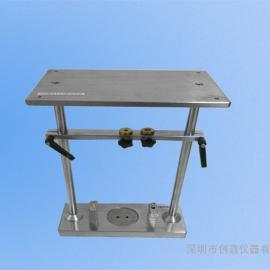 VDE0620-Bild15 测试压力装置