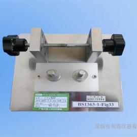 VDE0620-L10,单极接触孔触点的不可能性量规