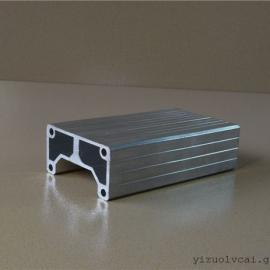 供应热销3570机械手铝材自动化机械引拔手臂氧化银白铝材