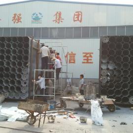 火力发电湿式湿式静电除尘器/脱硫脱硝一体化设备