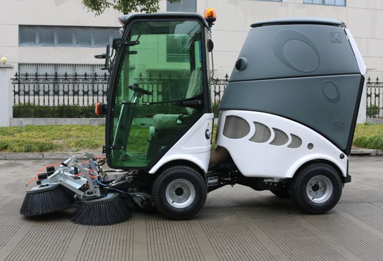 拓威克柴油清扫车TK-2000QS 道路全能清扫车扫地机