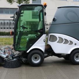 多功能清扫车 道路驾驶式扫地机扫雪一体机 拓威克扫地机